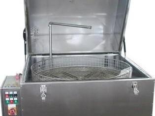 Rotajet - machinery- top loading - spray washer 4.3